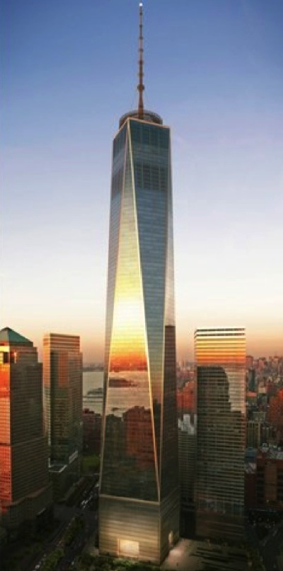 Photo of One World Trade Center in New York, New York