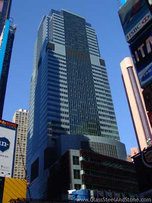 Morgan Stanley Building 1585 Broadway New York