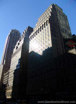 550 Seventh Avenue in New York, New York