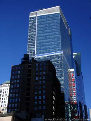 Ernst & Young Building in New York, New York