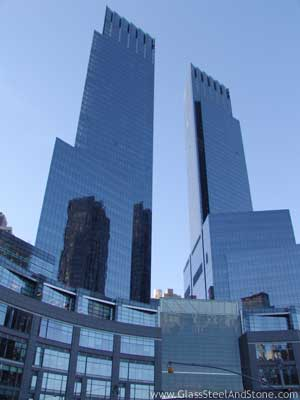 Photo of Time Warner Center in New York, New York