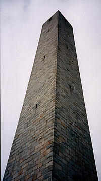 High Point Monument in Sussex, New Jersey