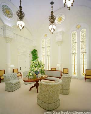 Photo of Mormon Temple in New York, New York