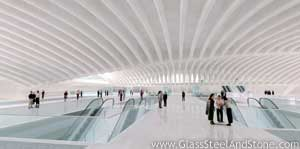 Photo of World Trade Center Transportation Hub in New York, New York