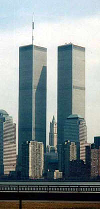 Photo of The World Trade Center in New York, New York