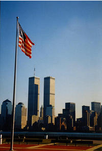 The World Trade Center in New York, New York