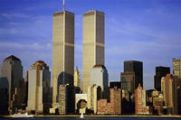 Photograph of The World Trade Center