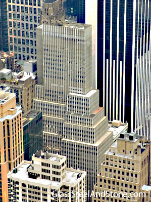 1065 Avenue of the Americas in New York, New York