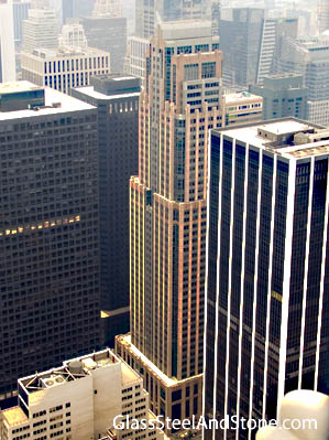 Photograph of Americas Tower