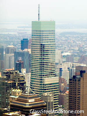 Bloomberg Tower in New York, New York
