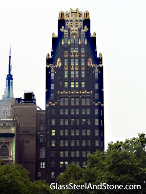Bryant Park Hotel in New York, New York