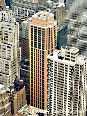 Bryant Park Tower in New York, New York