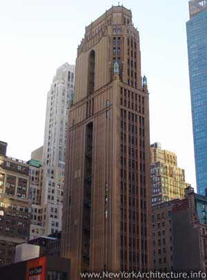Bush Tower in New York, New York
