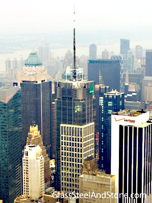Lax Zip Code >> Conde Nast Building • 4 Times Square, New York • New York Architecture Info