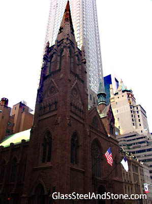 Fifth Avenue Presbyterian Church in New York, New York