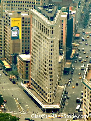 Photograph of Flatiron Building