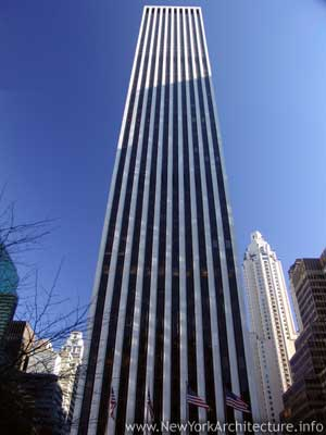 General Motors Building in New York, New York