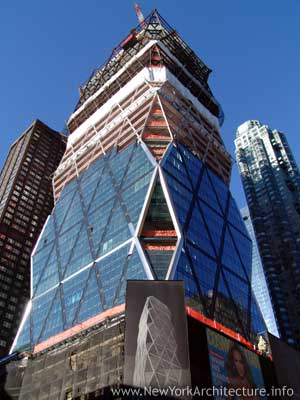 Hearst Tower in New York, New York