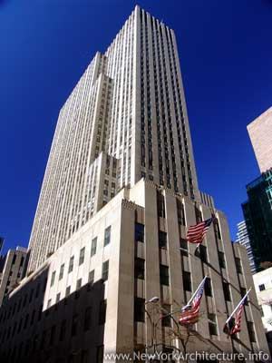 International Building in New York, New York