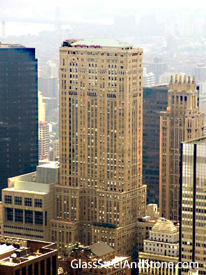 Lincoln Building in New York, New York