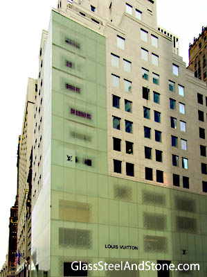 Louis Vuitton New York One East in New York, New York