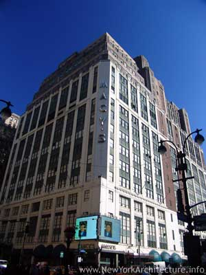Macy's Herald Square in New York, New York