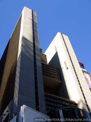 New York Marriott Marquis Times Square in New York, New York