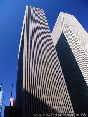 The McGraw-Hill Building in New York, New York