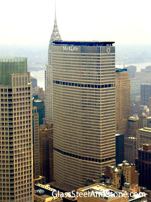 MetLife Building in New York, New York