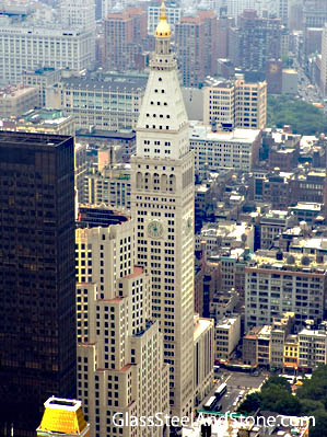 Metropolitan Life Insurance Company Tower in New York, New York