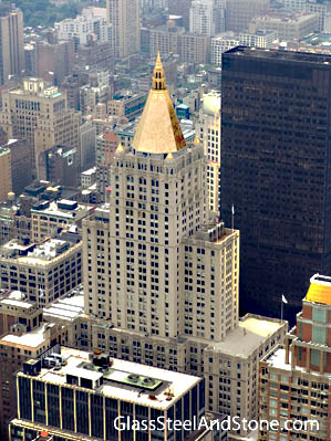 New York Life Building in New York, New York
