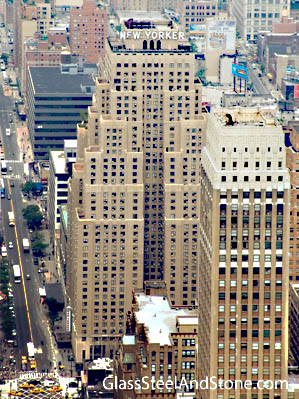 Photo of New Yorker Hotel in New York, New York