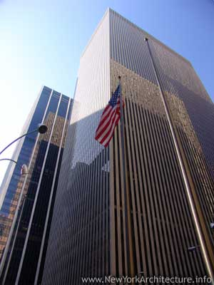 News Corporation Building in New York, New York