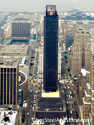 One Penn Plaza in New York, New York