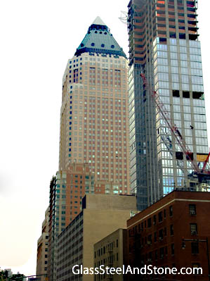 One Worldwide Plaza in New York, New York