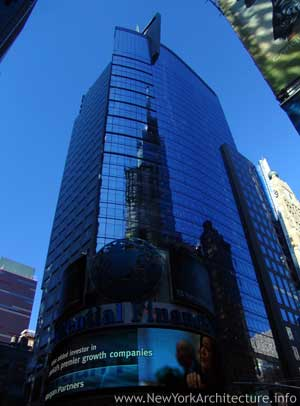 Reuters Building in New York, New York