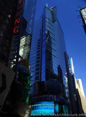 Photo of Reuters Building in New York, New York
