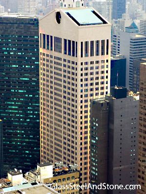 Sony Tower in New York, New York