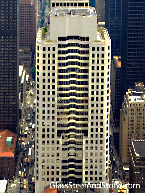 Swiss Bank Tower in New York, New York